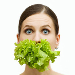 Lettuce supersize